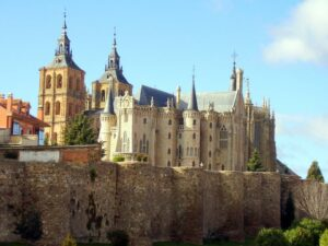Castle is a Part of Luxury Spain Tour by Magical Spain