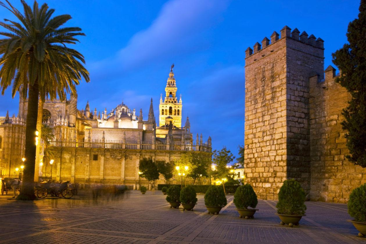 Spain Tourism in Seville