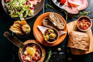 spain food wine luxury travel